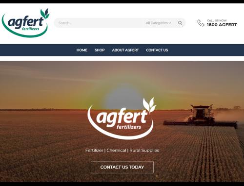 Agfert Website