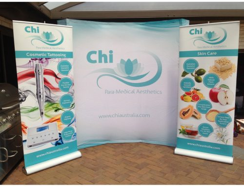 Promotional Banners & Stands