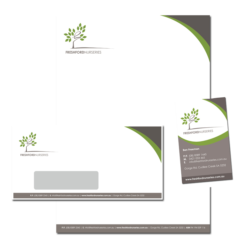 Freshford Nurseries Stationery